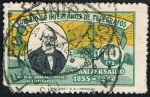 Stamps : Europe : Spain :  COLEGIO DE HUERFANOS DE TELEGRAFO 1855-1944