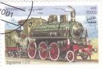 Sellos del Mundo : Asia : Afganistán : Locomotora Signorine 1-3-0