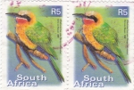 Stamps South Africa -  Ave