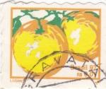 Sellos de America - Brasil -  Naranjas