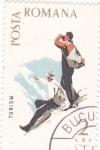 Stamps Romania -  Turísmo de montaña
