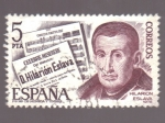 Stamps Europe - Spain -  hilarion eslava