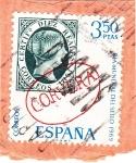 Sellos de Europa - España -  Día Mundial del Sello-1969  (Z)