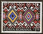 Sellos del Mundo : Europa : Rumania : Alfombras tradicionales rumanos. Moldova.