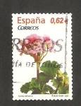 Sellos de Europa - España -  4469 - Flor Geranio