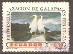 Stamps Ecuador -  PROVINCIALIZACIÒN  DE  ISLAS  GALÀPAGOS