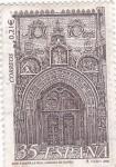 Sellos de Europa - España -  Santa María la Real-Aranda de Duero  (Z)