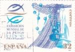 Sellos de Europa - España -  Exposición Mundial de la Pesca  (Z)