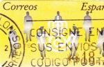 Sellos del Mundo : Europa : España : Gente -ATM    (Z)