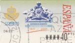 Stamps Spain -  Bicentenario  del Nacimiento Alejandro Mon -ATM    (Z)