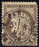Sellos de Europa - Francia -  CERES