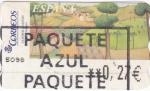 Stamps Spain -  Pintura Paisajes-ATM    (Z)