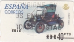Stamps Spain -  Ford T -ATM    (Z)