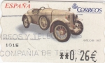 Sellos de Europa - España -  Amilcar -1927 -ATM    (Z)