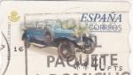 Sellos de Europa - España -  Rolls Royce -ATM    (Z)