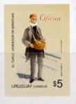 Stamps Uruguay -  El turco: vendedor de baratijas