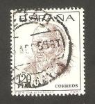 Stamps : Europe : Spain :  1830 - Juan de Bethencourt