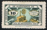 Stamps Europe - Spain -  COLEGIO DE HUERFANOS TELEGRAFOS 1855-1943