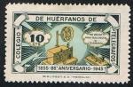 Stamps : Europe : Spain :  COLEGIO DE HUERFANOS TELEGRAFOS 1855-1943