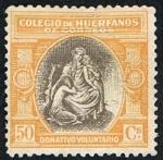 Stamps : Europe : Spain :  COLEGIO HUERFANOS CORREOS