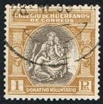 Stamps : Europe : Spain :  COLEGIO DE HUERFANO DE CORREOS