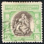 Stamps : Europe : Spain :  COLEGIO DE HUERFANOS DE CORREOS