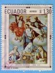 Stamps : America : Ecuador :  Bernardo Rodríguez