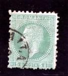 Sellos de Europa - Rumania -  Principe Carlos