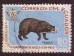 Stamps Ecuador -  IV centenario de la fundación de la ciudad de Baeza