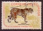 Stamps Ecuador -  IV centenario de la fundación de la ciudad de Tena