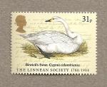 Stamps United Kingdom -  Sociedad linneana