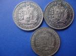 monedas de America - Venezuela -  2 Bolíbares