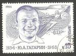 Sellos del Mundo : Europa : Rusia :  5080 - 50 Anivº del nacimiento de Youri Gagarine