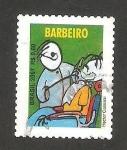 Sellos de America - Brasil -  2986 A - Profesión de barbero