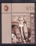 Stamps Vatican City -  80 aniv. del estado Ciudad del Vaticano
