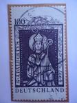 Sellos de Europa - Alemania -  Saint Adalbert , V.S