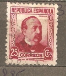 Stamps Europe - Spain -  MANUEL RUIZ ZORRILLA