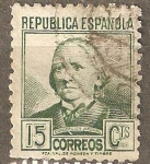 Stamps : Europe : Spain :  CONCEPCION ARENAL