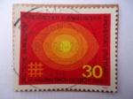 Stamps Germany -  Deutsche Bundespost