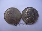 monedas de America - Estados Unidos -  Five Cents.
