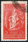 Stamps : Europe : Spain :  COLEGIO DE  HUERFANOS DE NTRA SRA DEL PILAR