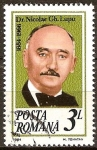 Sellos del Mundo : Europa : Rumania : Centenario del nacimiento del Dr. Nicolae Lupu (médico).