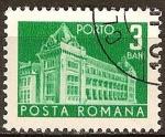 Sellos del Mundo : Europa : Rumania : Oficina General de Correos.