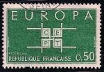 Sellos de Europa - Francia -  EUROPA- CD6-1963