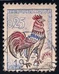 Sellos del Mundo : Europa : Francia :  Gallo galo.