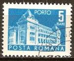Sellos de Europa - Rumania -  Oficina General de Correos.