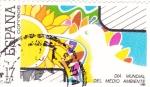 Sellos de Europa - España -  Día Mundial del Medio Ambiente  (Z)