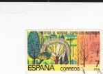 Stamps Spain -  Protege el Bosque-Evita los Incendios   (Z)