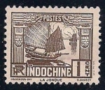 Sellos de Asia - Tailandia -  Junco.