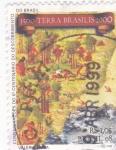 Sellos de America - Brasil -  5º CENTENARIO DEL DESCUBRIMIENTO DE BRASIL